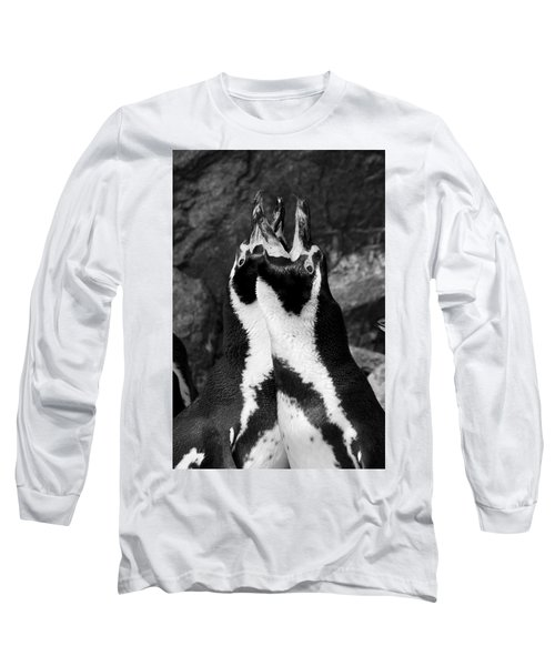 Humboldt Penguins Long Sleeve T-Shirt