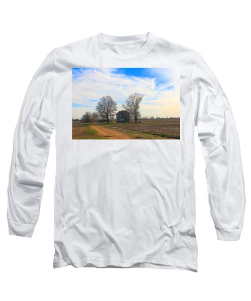 Hwy 8 Old House 2 Long Sleeve T-Shirt