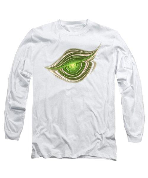 Hypnotic Eye Long Sleeve T-Shirt