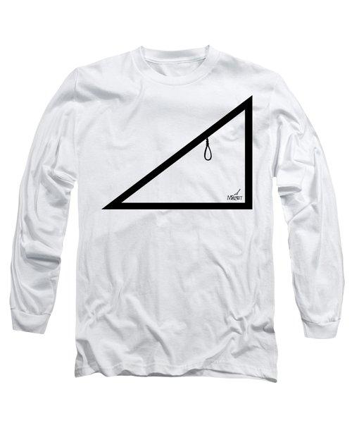 Hypotenoose Black Long Sleeve T-Shirt