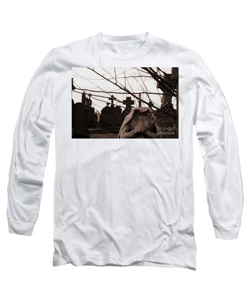 I Ask Why Long Sleeve T-Shirt