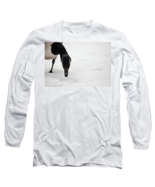 Long Sleeve T-Shirt featuring the photograph I Do See You by Karol Livote