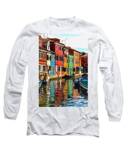 I Dream In Color Long Sleeve T-Shirt