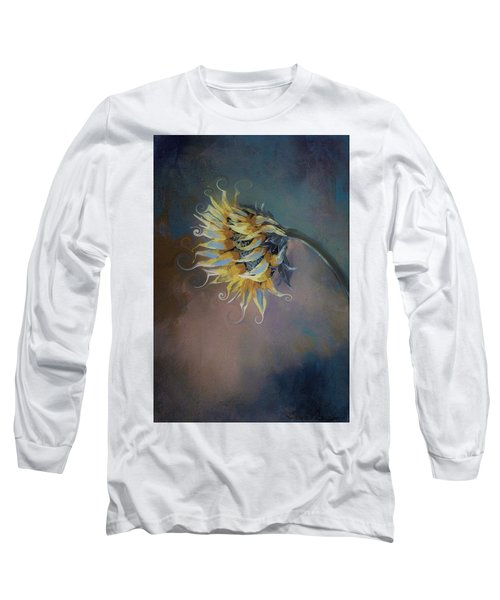 I Feel Like A Sunflower Painting Long Sleeve T-Shirt