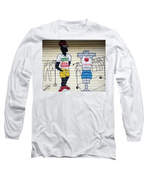 I Heart Barcelona Long Sleeve T-Shirt