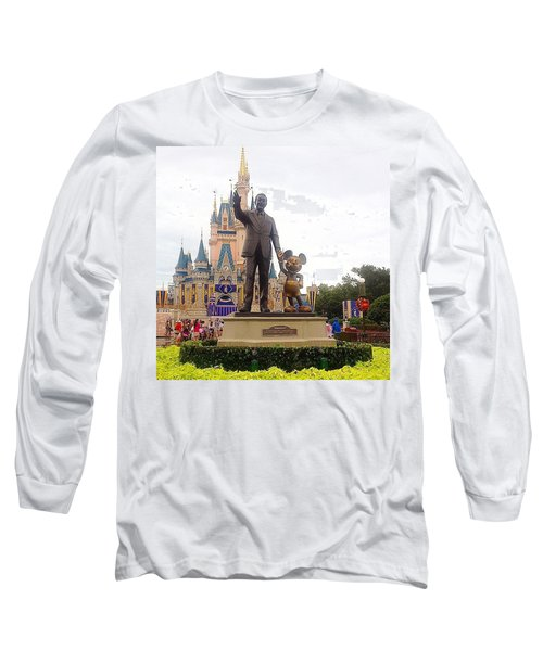 It All Started With A Mouse Long Sleeve T-Shirt