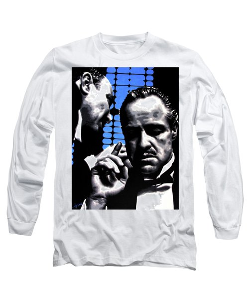 I Want You To Kill Him Long Sleeve T-Shirt