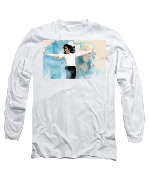 I Will Be There Long Sleeve T-Shirt