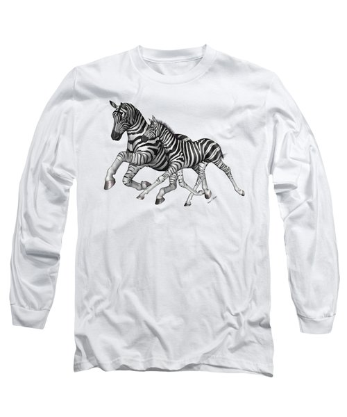 I Will Take You Home Long Sleeve T-Shirt by Betsy Knapp