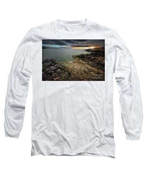 Ibiza Summer Mix 7.0 Long Sleeve T-Shirt by Yhun Suarez