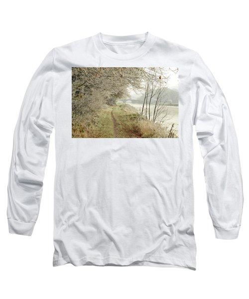 Ice And Mist Long Sleeve T-Shirt