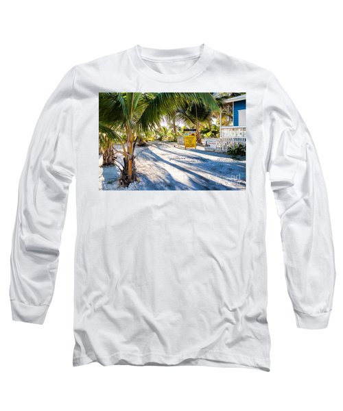 Long Sleeve T-Shirt featuring the photograph Ice Beans by Lawrence Burry