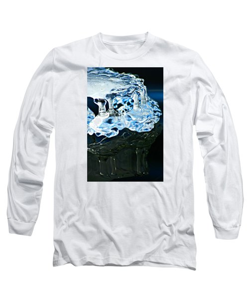 Ice Formation 11 Long Sleeve T-Shirt