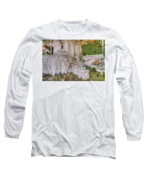 Ice Formations Long Sleeve T-Shirt