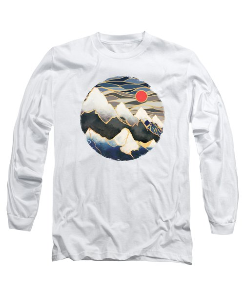Ice Mountains Long Sleeve T-Shirt