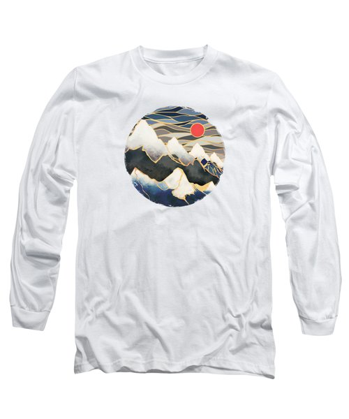 Ice Mountains Long Sleeve T-Shirt