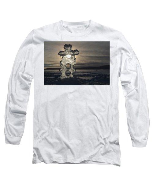 Ice Sculpter Long Sleeve T-Shirt