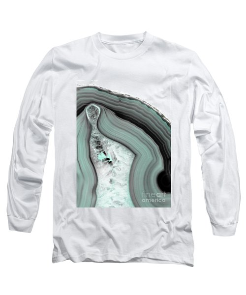 Iced Agate Long Sleeve T-Shirt