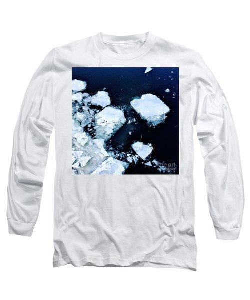 Iced Beauty #1 Long Sleeve T-Shirt