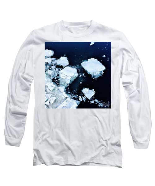 Iced Beauty #1 Long Sleeve T-Shirt