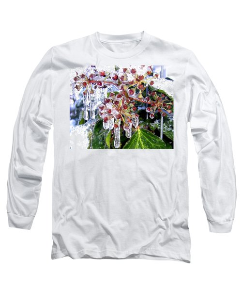 Iced Ivy Long Sleeve T-Shirt