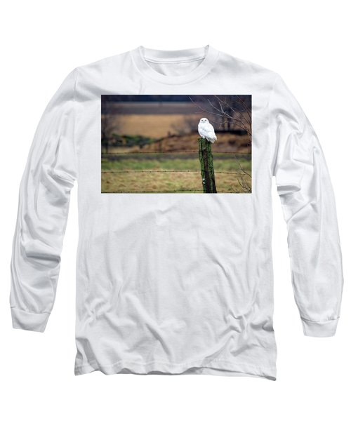 ICU Long Sleeve T-Shirt