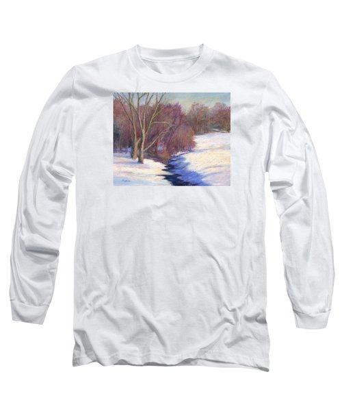 Icy Stream Long Sleeve T-Shirt