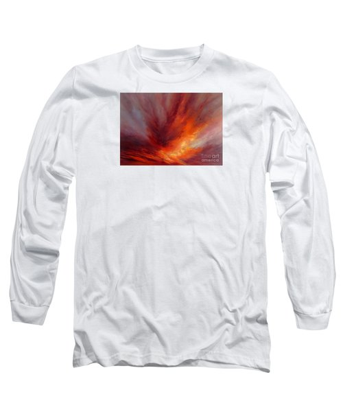Illumination Long Sleeve T-Shirt by Valerie Travers