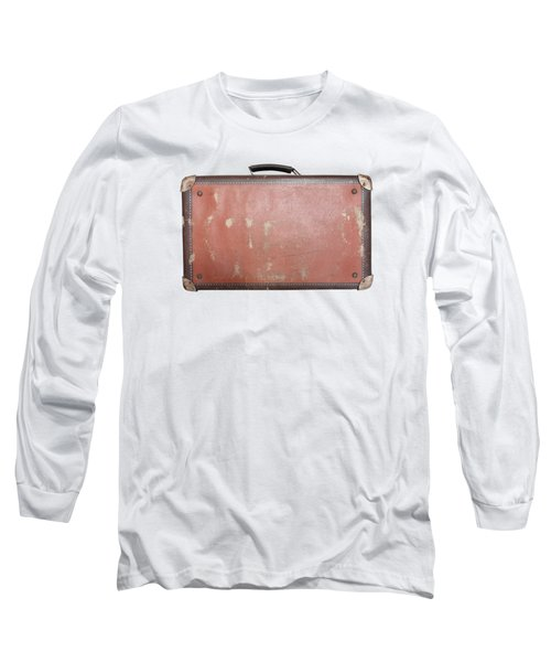 Illustration Of The Coupe - Vintage Model Of Car Long Sleeve T-Shirt