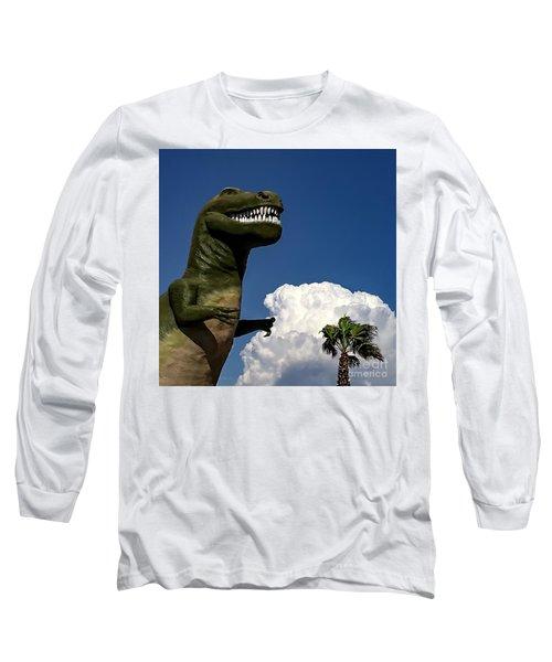 I'm A Nervous Rex Long Sleeve T-Shirt