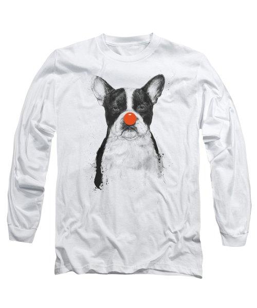 I'm Not Your Clown Long Sleeve T-Shirt