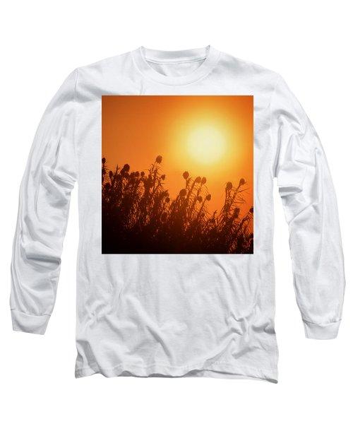 Impalila Island Sunset No. 3 Long Sleeve T-Shirt