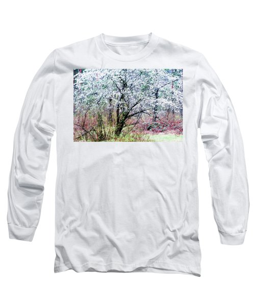 From A Distance Long Sleeve T-Shirt