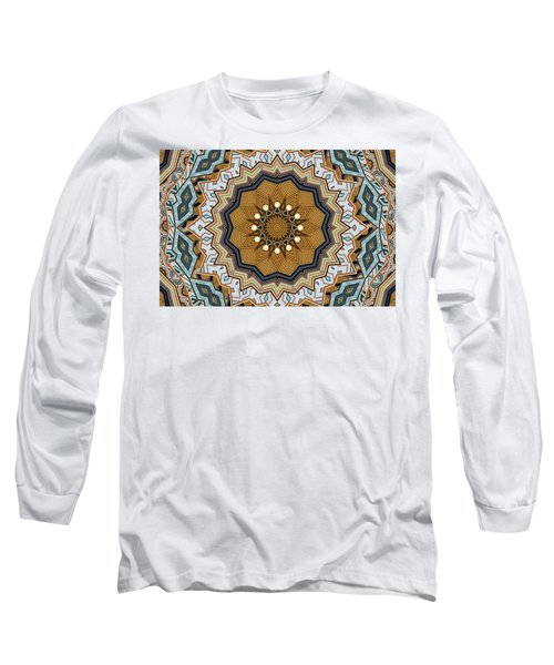Long Sleeve T-Shirt featuring the digital art Impressions by Wendy J St Christopher