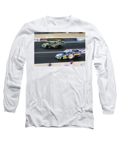 In A Blur Long Sleeve T-Shirt