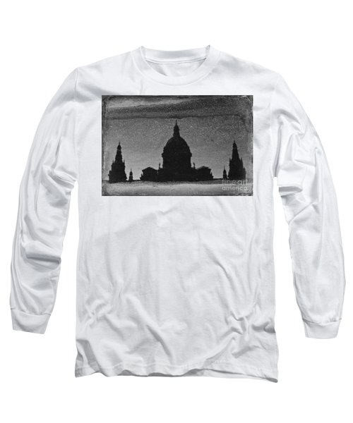 In A Puddle Long Sleeve T-Shirt