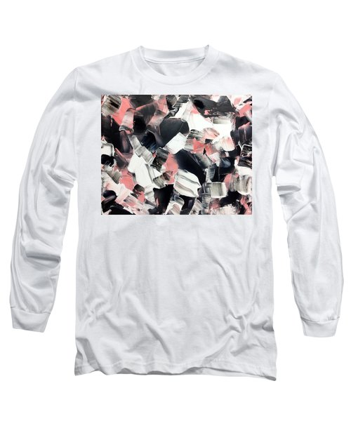 In Abstraction- Pbw No.3 Long Sleeve T-Shirt