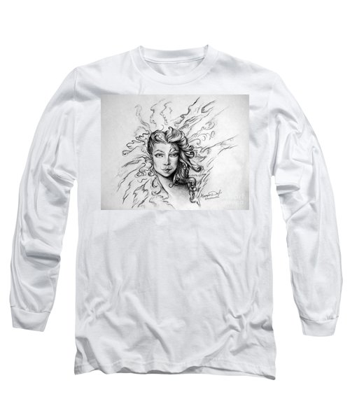 In Dreams  Long Sleeve T-Shirt