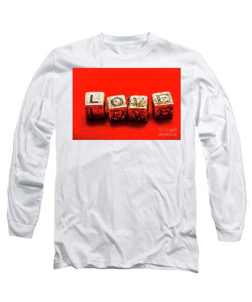 In Enduring Love Long Sleeve T-Shirt