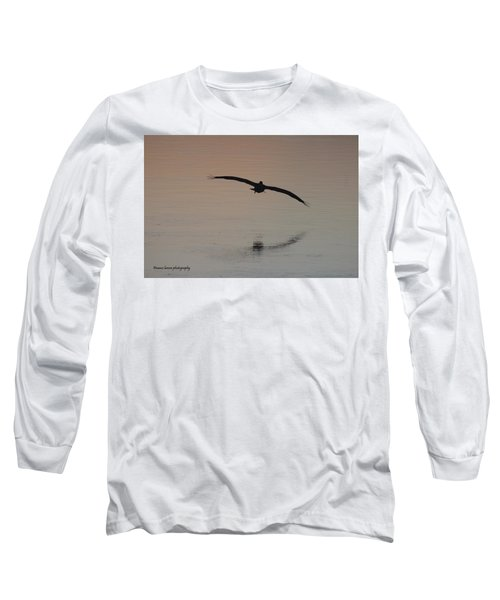 In For The Kill Long Sleeve T-Shirt by Nance Larson