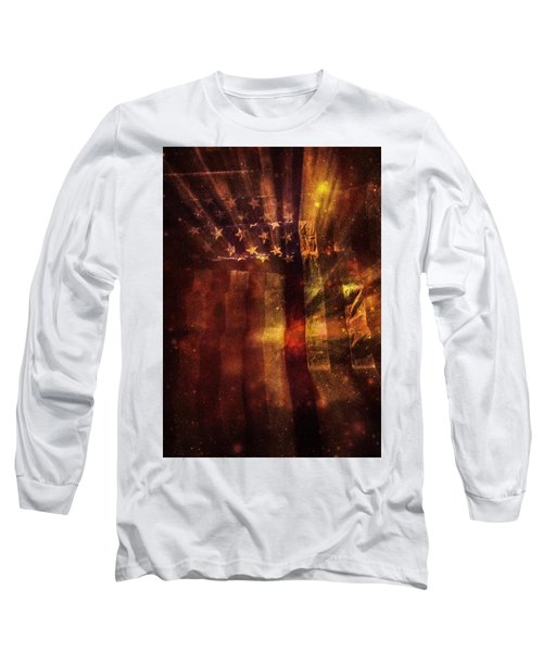 In Full Glory Long Sleeve T-Shirt