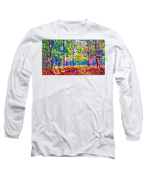 In Spite Off The Trees Long Sleeve T-Shirt