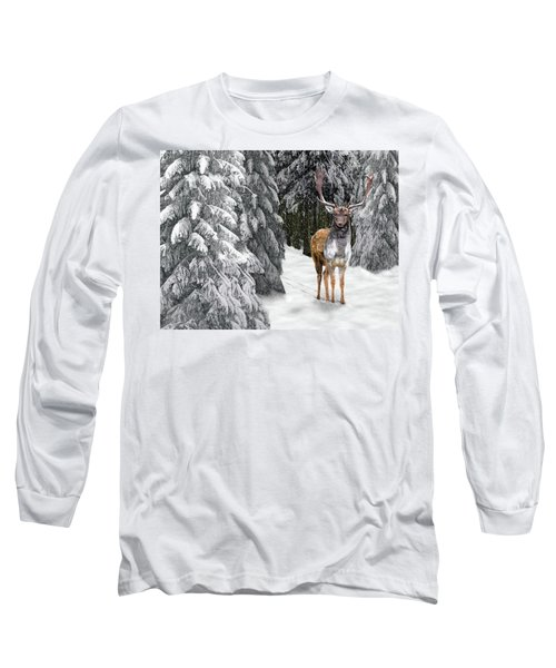 In The Bleak Midwinter Long Sleeve T-Shirt