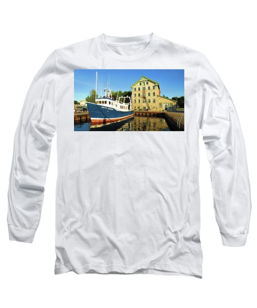 In The Evening Sun Long Sleeve T-Shirt