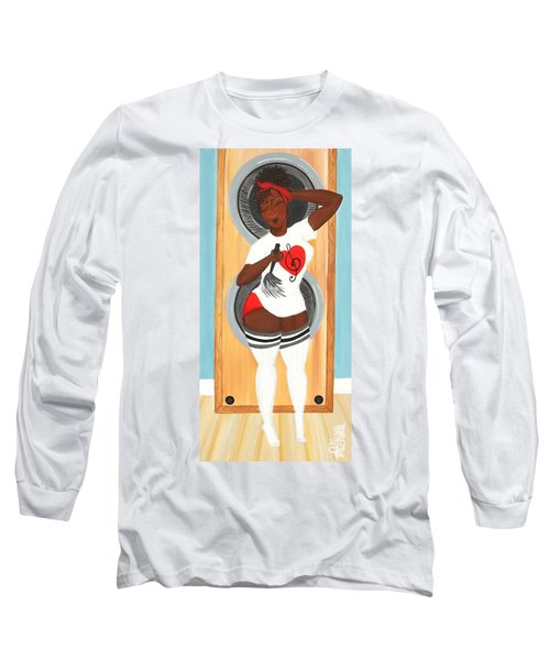 In The Groove Long Sleeve T-Shirt