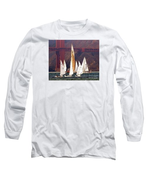 In The Mix Long Sleeve T-Shirt by Scott Cameron
