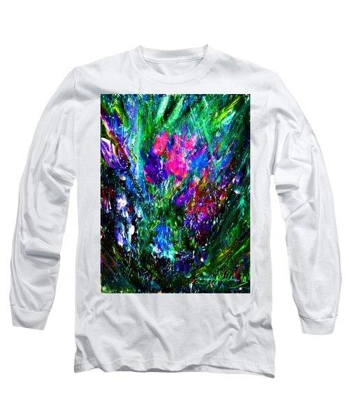 In The Rain Long Sleeve T-Shirt