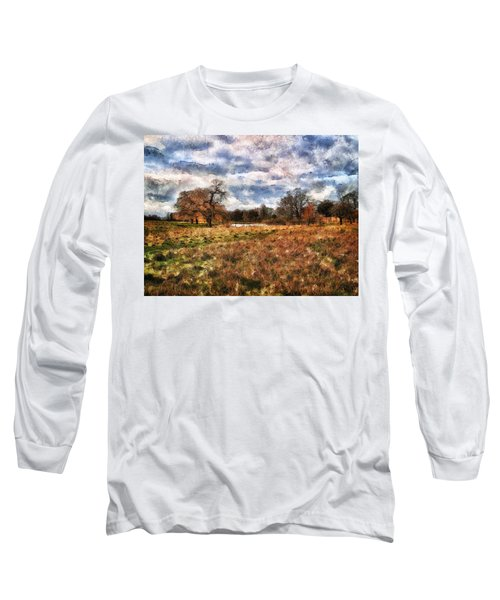 In The Rough Long Sleeve T-Shirt