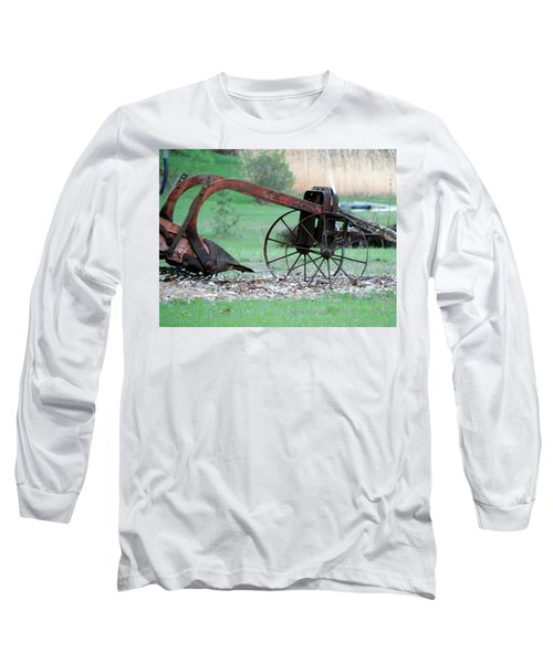 In The Rust Home Long Sleeve T-Shirt