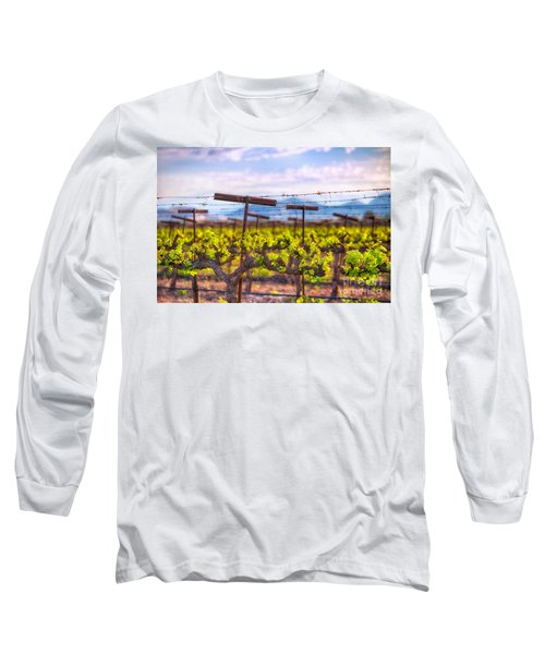 In The Vineyard Long Sleeve T-Shirt